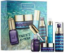 tarte's A-team Skincare Value Set ~ Moisturizer+Serum+Maracuja Oil+Setting Mist
