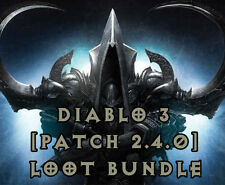 Diablo 3 RoS PS4 [SOFTCORE & HARDCORE] New Complete Bundle - Read Listing!
