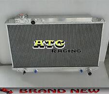 3 Core Aluminum Radiator for Toyota Cressida MX83 1989-1993 Automatic & Manual