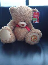 Man Utd 12'' Deluxe Bear, 12inch  , Manchester United 12in DELUXE BEAR