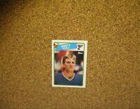 1988-89 Topps Hockey #66 Brett Hull (St.Louis Blues) RC