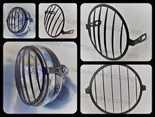 Griglia Faro WOLVERINE per faro tondo diametro 190/200 Cafè Racer