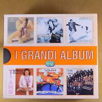 I GRANDI ALBUM - TV SEC - COFANETTO ARANCIO - 6CD - OTTIMO CD [AQ-258]