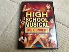 Time of Vintage - DVD High School Musical - The Concert EZ-A169 - Usato