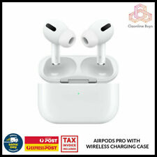Apple Airpods Pro with Wireless Charging Case - White **Au Stock**