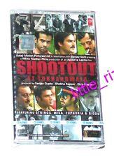 Shootout At Lokhandwala - 2007 Bollywood Indian Cassette Amitabh Bachchan