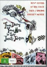 The Daring Young Men In Their Jaunty Jalopies DVD Tony Curtis &