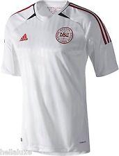NWT-Adidas DENMARK Football Soccer EURO CUP ANIVERSARY Jersey Shirt Top~Men  sz M 8043752f2