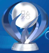 Trophy service for set of 5 PS4 Platinum trophies, legitimately earned!