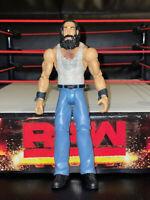 LUKE HARPER WWE Mattel action figure BASIC Smackdown kid WrestlinG
