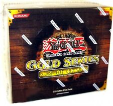 YuGiOh Gold Series 2 2009 Exclusive Booster Box [5 Packs]