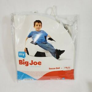 My Big Joe Kids Soccer Ball Bean Bag Chair Cover New   Beans NOT included