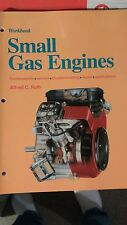 Small Gas Engines, Roth, Alfred C., Good, clean book