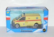 VW T5 MULTIVAN AMBULANCE TOLE CARARAMA 1/43 BUS AMBULANCIA SCHWEIZ SUISSE CH