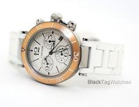 Cartier Pasha Seatimer Chronograph W3140004 Ladies Wristwatch