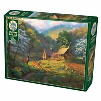 JackPine  Puzzles 1000 pieces Jigsaw Puzzle - Country Blessings CBL80045