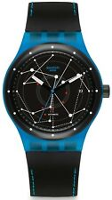Swatch SISTEM BLUE Unisex Watch SUTS401