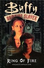 Buffy The Vampire Slayer Ring Of Fire Dark Horse 2000 Sc Gn Tpb New!