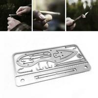 Fish Tool, Multifunctional Outdoor Camping Survival 22 Hook In Tool Fishing V5C3