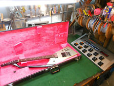 1980's Roland GR G-707 Guitar Synthesizer GR-700 Cords Amazing OHSC Almost Mint