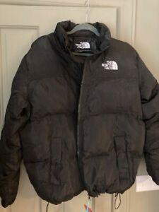 The North Face Black Jacket, Medium Mens
