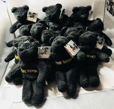 WWF ATTITUDE BEAR THE ROCK VINTAGE 1999 Selling Each For $9.9