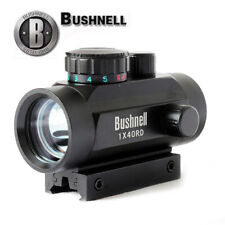 Bushnell 40RD Holographic illuminated Red Green Dot Sight Rifle Scope Tactic New