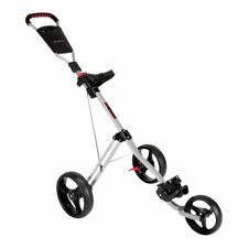 Tommy Armour Foldable 3 Wheel Golf Pull Push Cart Trolley Scorecard ~ New In Box