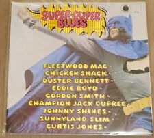 "VARIOUS -Super-Duper Blues ~12"" Vinyl LP Album (1969)"