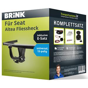 Für Seat Altea ab04 Anhängerkupplung AHK starr inkl 7pol E-Satz neu