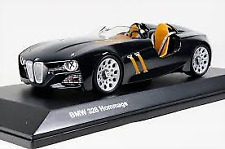 BMW Genuine Model Car 328 Hommage Concept Spyder Black Scale 1:18 80432413751