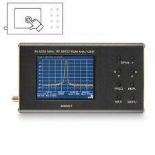 Portable Rf Spectrum Analyzer Arinst Ssa R2 35 Mhz 6200 Mhz