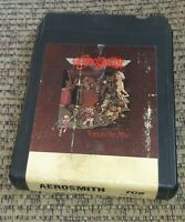 AEROSMITH Toys In The Attic 8-Track Tape 1975 WALK THIS WAY Sweet Emotion
