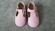 JoJo Maman Bebe Classic Pre-walker shoes PINK 12-18 months - NEW