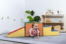 Toddler Indoor Activity Play Set Home Daycare Preschool Baby Gym Rainbow Color