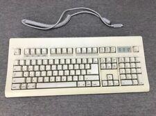 Adesso AEK-105 ADB Apple Mac Mechanical Computer Keyboard White Alps