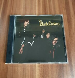 The Black Crowes - Shake Your Money Maker (1990) Album Musik CD *** sehr gut ***