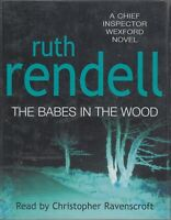 Ruth Rendell The Babes In Wood 2 Cassette Audio Book Inspector Wexford Crime