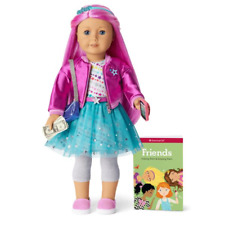 💕American Girl Truly Me Doll #87 + Sparkle & Shine Accessories+ Dolls Poster✨