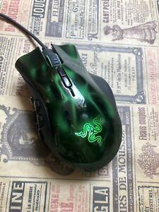 Razer Naga Hex Wraith Laser Mouse Worked