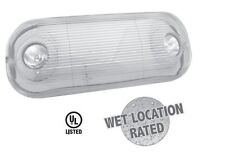 Emergency Exit Light - UL Listed For Wet / Outdoor Locations (QUANTITY 2) NEW