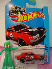 Case D/E 2014 Hot Wheels '70 TOYOTA CELICA #24 US✿Red;Japanese JCCS;22✿HW City✿