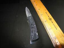 Small Black Pocket Knife