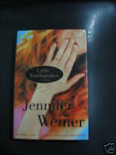 Little Earthquakes by Jennifer Weiner (HB)