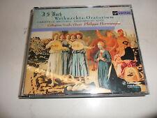 Cd   J.S. Bach* -  Barbara Schlick,  Michael Chance Weihnachts-Oratorium