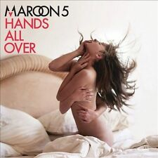 NEW MAROON 5 Hands All Over [Digipak](CD, Sep-2010, Octone Records)