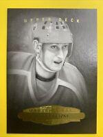 2014-15 Upper Deck Masterpieces B&W Portraits #165 Wayne Gretzky Edmonton Oilers