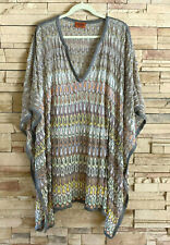 Missoni Mare Cover Up Dress Orange Label Size 42