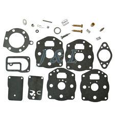 Carburetor Carb Rebuild Kit For Briggs & Stratton Models 460777 461707 461777