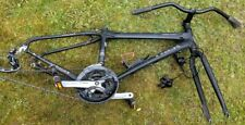 bike frame aluminum Valencia Trek pedals handlebars lightweight parts electric